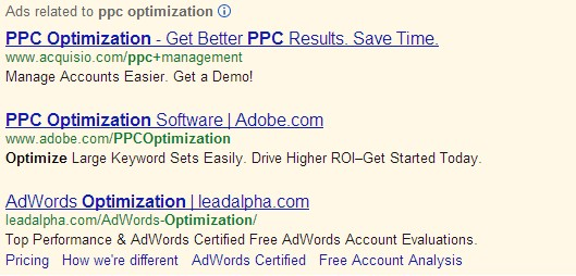 Ecommerce PPC Advertising