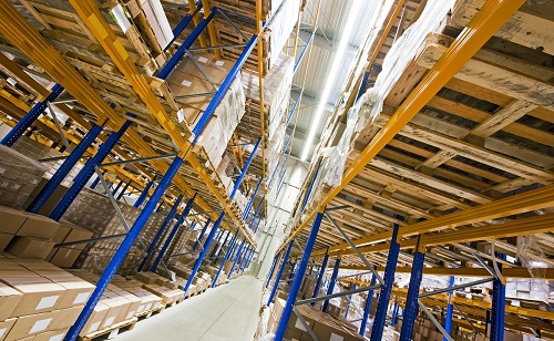 Ecommerce Logistics Warehouse