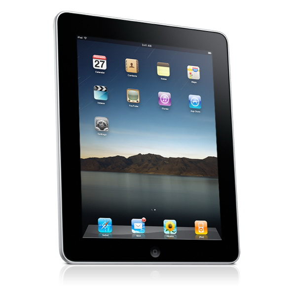 Ecommerce Thrives on this iPad 3
